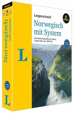 Langenscheidt Norwegisch mit System - Sprachkurs für Anfänger und Fortgeschrittene - Aas, Eldrid Hågård