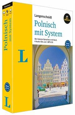 Langenscheidt Polnisch mit System - Sprachkurs für Anfänger und Fortgeschrittene - Majewska-Meyers, Malgorzata; Döring, Sven