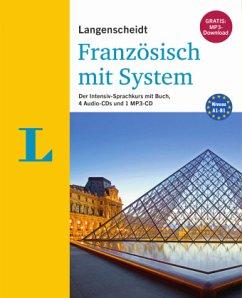 Langenscheidt Französisch mit System - Funke, Micheline; Lukenic, Braco