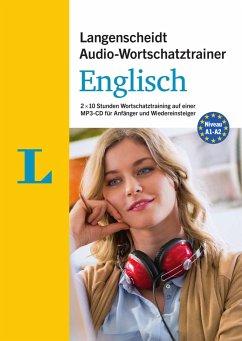 Langenscheidt Audio-Wortschatztrainer Englisch für Anfänger, 1 MP3-CD
