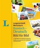 Langenscheidt Wörterbuch Russisch-Deutsch Bild für Bild - Bildwörterbuch