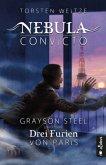 Nebula Convicto. Grayson Steel und die drei Furien von Paris