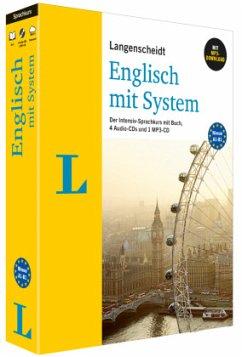 Langenscheidt Englisch mit System - Sprachkurs für Anfänger und Fortgeschrittene - Stevens, John