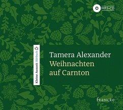 Weihnachten auf Carnton, 1 MP3-CD - Alexander, Tamera
