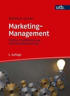 Marketing-Management - Sander, Matthias