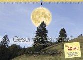 Gesundheitsmond®-Mondkalender 2020. Goldene Edition DIN A4
