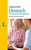 Langenscheidt Deutsch für polnische Pflegekräfte