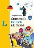 Langenscheidt Grammatik Deutsch Bild für Bild - Die visuelle Grammatik für den leichten Einstieg