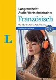 Langenscheidt Audio-Wortschatztrainer Französisch für Fortgeschrittene, 1 MP3-CD