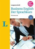 Langenscheidt Business English - Der Sprachkurs - Set mit 3 Büchern und 6 Audio-CDs