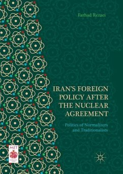 Iran's Foreign Policy After the Nuclear Agreement - Rezaei, Farhad