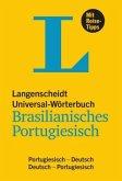 Langenscheidt Universal-Wörterbuch Brasilianisches Portugiesisch - mit Tipps für die Reise