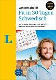 Langenscheidt Fit in 30 Tagen - Schwedisch - Sprachkurs für Anfänger und Wiedereinsteiger