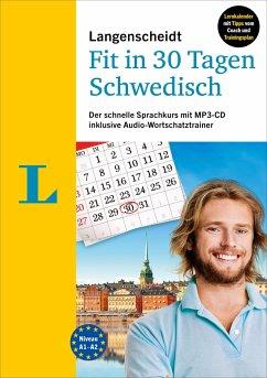Langenscheidt Fit in 30 Tagen - Schwedisch - Sprachkurs für Anfänger und Wiedereinsteiger - Kucera, Paola; Timmermann, Elisabeth