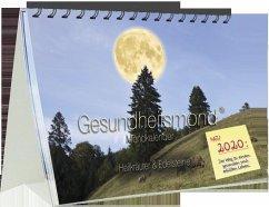 Gesundheitsmond® Mondkalender 2020 - Aufstellkalender DIN A5 - Römer, Michael