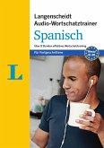 Langenscheidt Audio-Wortschatztrainer Spanisch für Fortgeschrittene, 1 MP3-CD