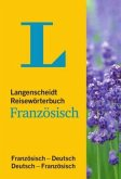 Langenscheidt Reisewörterbuch Französisch - klein und handlich