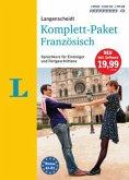 Langenscheidt Komplett-Paket Französisch - Sprachkurs mit 2 Büchern, 8 Audio-CDs, 1 DVD-ROM, MP3-Download