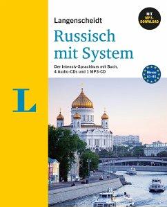 Langenscheidt Russisch mit System - Sprachkurs für Anfänger und Fortgeschrittene - Minakova-Boblest, Dr. Elena