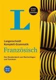 Langenscheidt Komplett-Grammatik Französisch - Buch mit Übungen zum Download