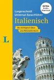 """Langenscheidt Universal-Sprachführer Italienisch - Buch inklusive E-Book zum Thema """"Essen & Trinken"""""""