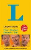 Langenscheidt Frau - Deutsch / Deutsch - Frau