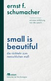 Small is beautiful (eBook, PDF)