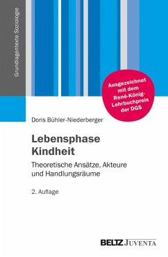 Lebensphase Kindheit (eBook, PDF) - Bühler-Niederberger, Doris