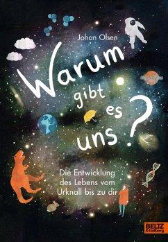 Warum gibt es uns? (eBook, ePUB) - Olsen, Johan