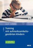 Training mit aufmerksamkeitsgestörten Kindern (eBook, PDF)