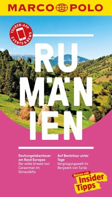MARCO POLO Reiseführer Rumänien (eBook, PDF) - Lauer, Kathrin