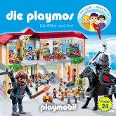 Die Playmos - Das Original Playmobil Hörspiel, Folge 24: Die Ritter sind los! (MP3-Download)