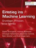 Einstieg ins Machine Learning (eBook, ePUB)