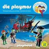 Die Playmos - Das Original Playmobil Hörspiel, Folge 22: Gespenstig gruselige Geisterpiraten (MP3-Download)