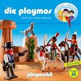 Die Playmos - Das Original Playmobil Hörspiel, Folge 35: Streit im Wilden Westen (MP3-Download)