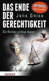 Das Ende der Gerechtigkeit (eBook, PDF)