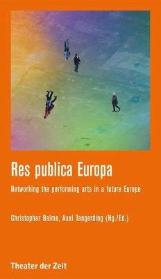 Res publica Europa (eBook, PDF)