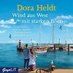 Wind aus West mit starken Böen (MP3-Download) - Heldt, Dora