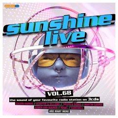 Sunshine Live 68 - Diverse