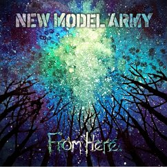 From Here (2lp) - New Model Army