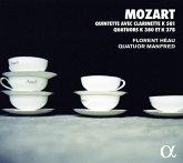 Klarinettenquintett K 581/Quartette K 378 & 380
