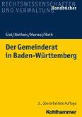 Der Gemeinderat in Baden-Württemberg (eBook, ePUB)