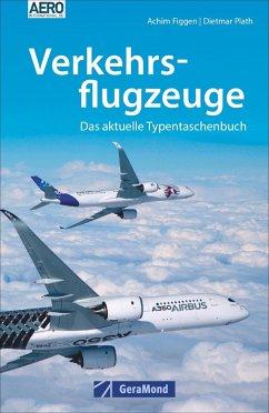 Verkehrsflugzeuge - Figgen, Achim; Plath, Dietmar; Rothfischer, Brigitte