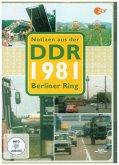 DDR 1981 Berliner Ring, 1 DVD