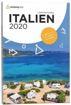 Campingführer Italien 2020