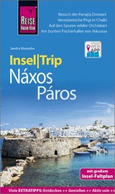 Reise Know-How InselTrip Náxos und Páros - Mwamba, Sandra
