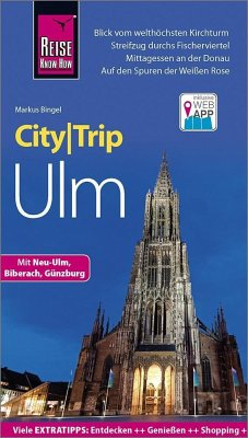 Reise Know-How CityTrip Ulm - Bingel, Markus