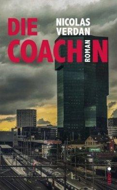 Die Coachin - Verdan, Nicolas