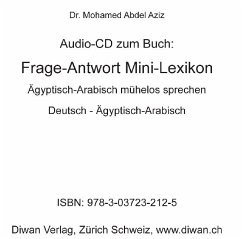 Frage-Antwort Mini-Lexikon, Ägyptisch-Arabisch, 1 Audio-CD - Abdel Aziz, Mohamed