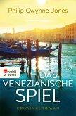 Das venezianische Spiel (eBook, ePUB)